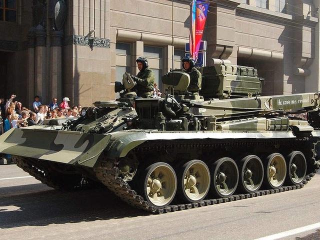 Xe tăng chủ chiến T-90 Việt Nam có trợ thủ siêu đặc biệt - 5