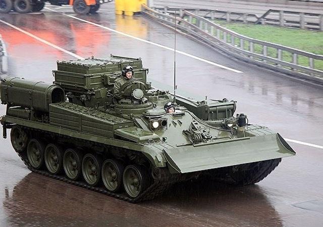Xe tăng chủ chiến T-90 Việt Nam có trợ thủ siêu đặc biệt - 4