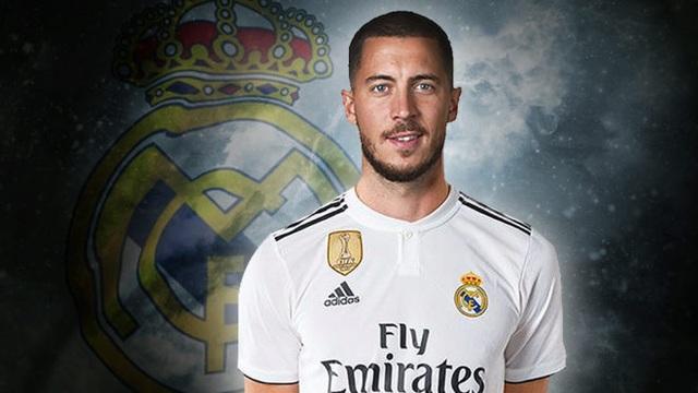 Real Madrid chính thức sở hữu Eden Hazard - 1