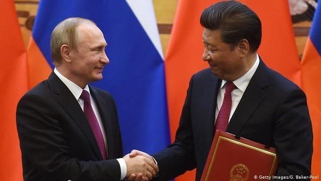 Nga sẵn sàng khỏa lấp khoảng trống của thương chiến Mỹ-Trung - 1