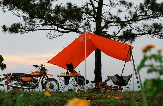 """Đến Đà Lạt thử trải nghiệm cắm trại, săn mây """"đẹp quên lối về"""" - 3"""