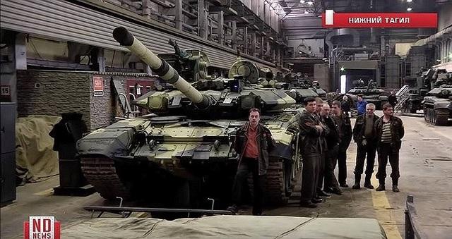 Xe tăng chủ chiến T-90 Việt Nam có trợ thủ siêu đặc biệt - 1