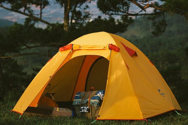 """Đến Đà Lạt thử trải nghiệm cắm trại, săn mây """"đẹp quên lối về"""" - 6"""