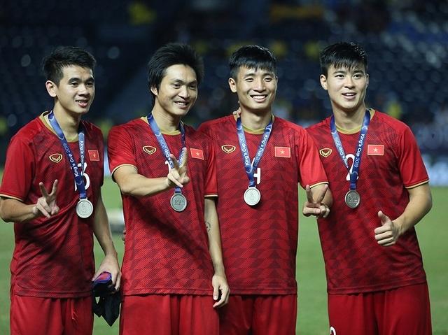 Đội tuyển Việt Nam vươn lên thứ 96 trên bảng xếp hạng FIFA - 1