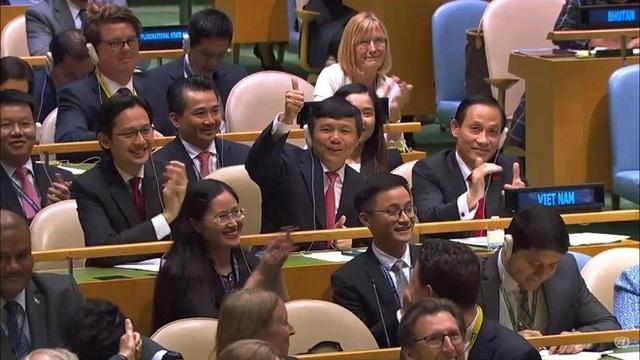 Báo quốc tế đồng loạt đưa tin Việt Nam trúng cử Ủy viên không thường trực Hội đồng Bảo an - 1