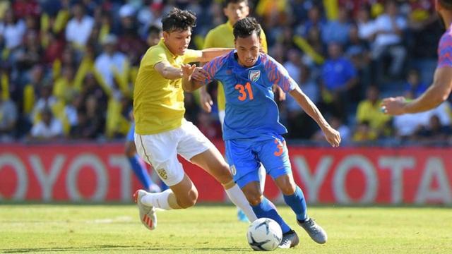 Vượt qua Thái Lan, Ấn Độ giành hạng 3 tại King's Cup - 5