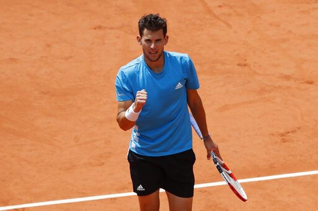 Vượt qua Djokovic, Thiem gặp lại Nadal ở chung kết Roland Garros - 1