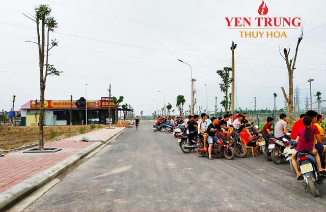 Dự án Yên Trung – Thụy Hòa gây ấn tượng nhờ tiến độ thi công đảm bảo - 3