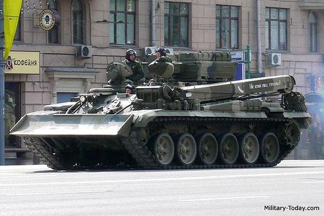 Xe tăng chủ chiến T-90 Việt Nam có trợ thủ siêu đặc biệt - 9
