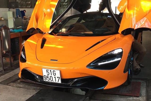 Cường đô-la cấp tập ra biển cho McLaren 720S 24 tỷ mới tậu - 3