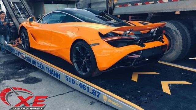 Cường đô-la cấp tập ra biển cho McLaren 720S 24 tỷ mới tậu - 6