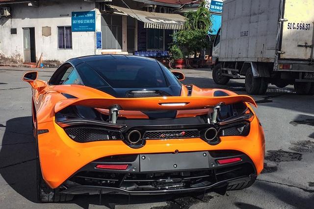 Cường đô-la cấp tập ra biển cho McLaren 720S 24 tỷ mới tậu - 7