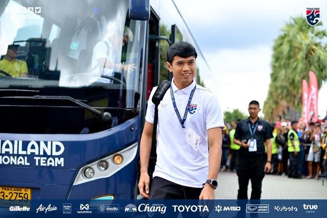 Vượt qua Thái Lan, Ấn Độ giành hạng 3 tại King's Cup - 16