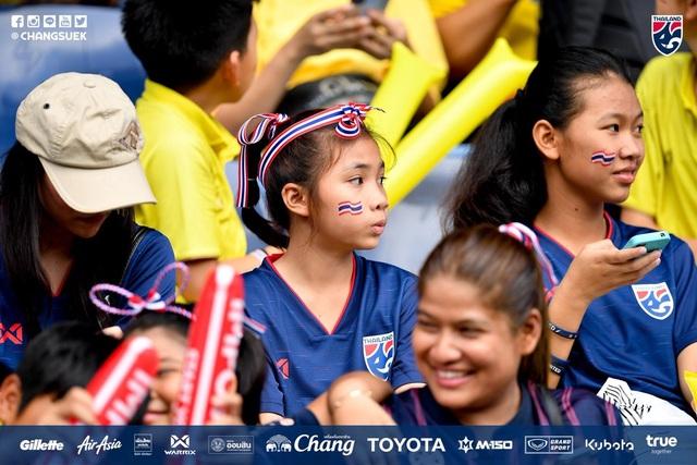 Vượt qua Thái Lan, Ấn Độ giành hạng 3 tại King's Cup - 15