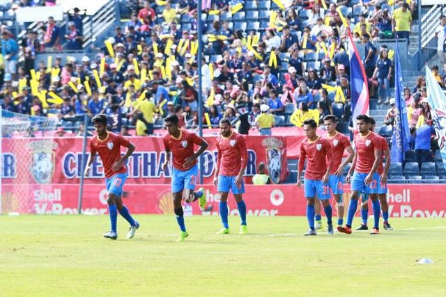 Vượt qua Thái Lan, Ấn Độ giành hạng 3 tại King's Cup - 13