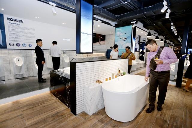 RitaVõ khai trương showroom nội thất cao cấp và hiện đại tại trung tâm TP.HCM - 9