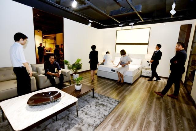 RitaVõ khai trương showroom nội thất cao cấp và hiện đại tại trung tâm TP.HCM - 11