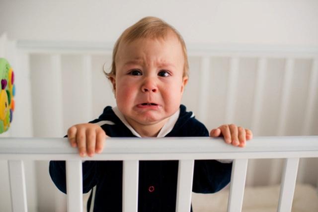 Để bé bớt quấy khóc khi mẹ vắng nhà - 1