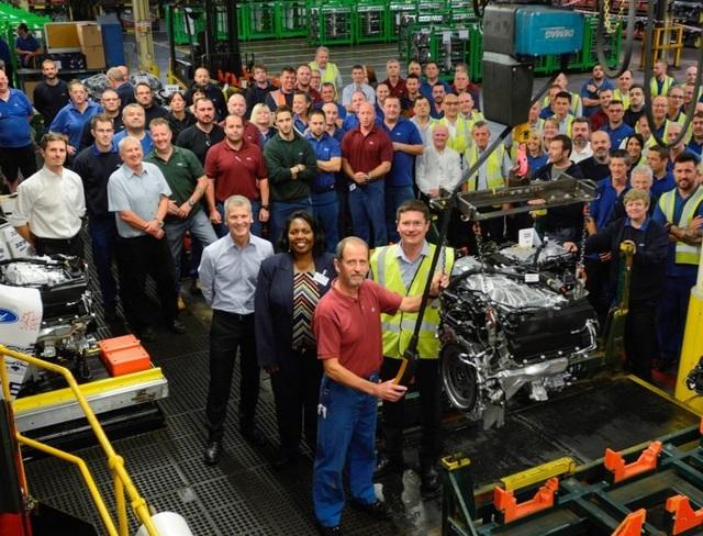 Ford sẽ đóng cửa một nhà máy động cơ vào năm 2020 - 1