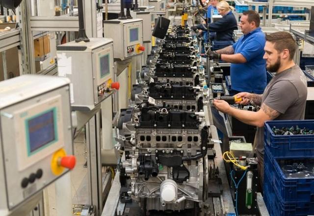 Ford sẽ đóng cửa một nhà máy động cơ vào năm 2020 - 2