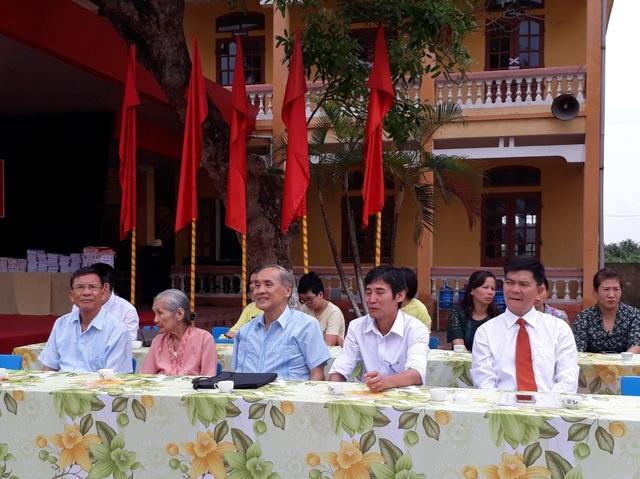 Nguyễn Đình Bin – nhà ngoại giao tâm huyết với sự nghiệp khuyến học - 2