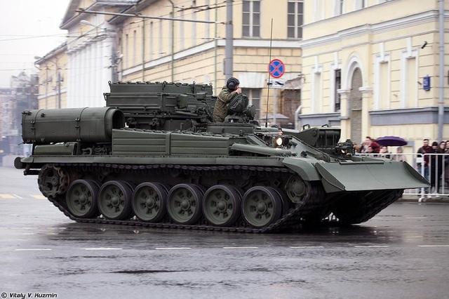 Xe tăng chủ chiến T-90 Việt Nam có trợ thủ siêu đặc biệt - 10