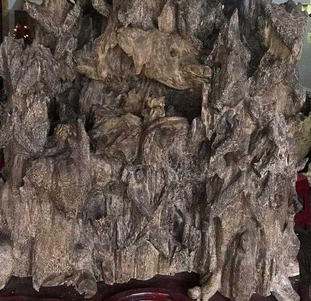 Lặn lội hơn 20 năm, đại gia Hà thành tốn hàng đống tiền để có bộ sưu tập từ gỗ trầm lũa - 15