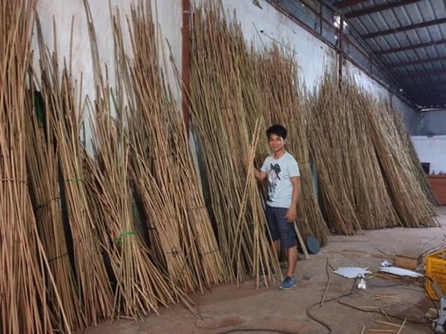 Đưa ống hút tre Việt Nam ra thế giới, 8X kiếm hàng tỉ đồng mỗi tháng - 2