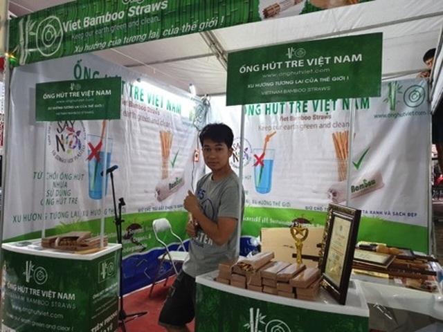 Đưa ống hút tre Việt Nam ra thế giới, 8X kiếm hàng tỉ đồng mỗi tháng - 7