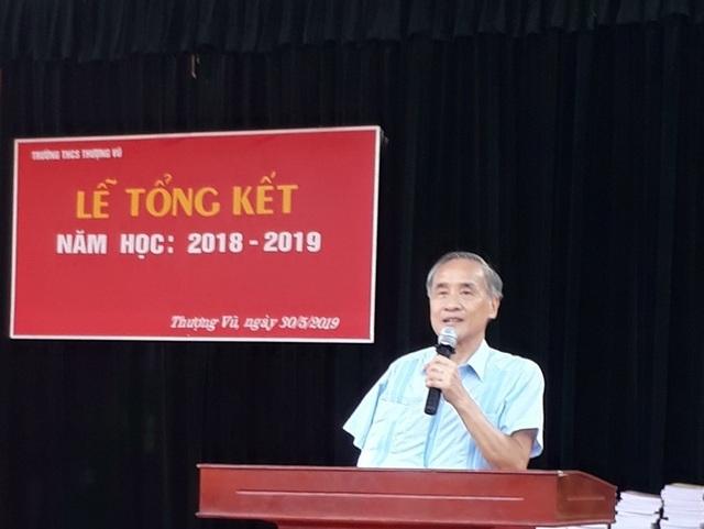 Nguyễn Đình Bin – nhà ngoại giao tâm huyết với sự nghiệp khuyến học - 3