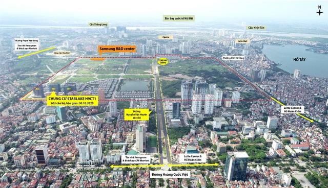 Vì sao Samsung quyết định chọn Starlake để làm trung tâm nghiên cứu và phát triển RD tại Hà Nội? - 1