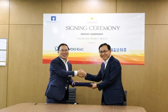 Vì sao Samsung quyết định chọn Starlake để làm trung tâm nghiên cứu và phát triển RD tại Hà Nội? - 2