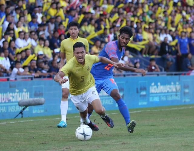 Vượt qua Thái Lan, Ấn Độ giành hạng 3 tại King's Cup - 7