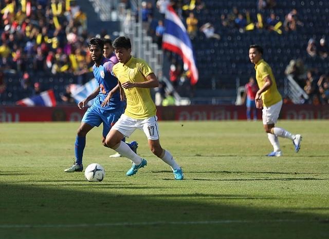 Vượt qua Thái Lan, Ấn Độ giành hạng 3 tại King's Cup - 12