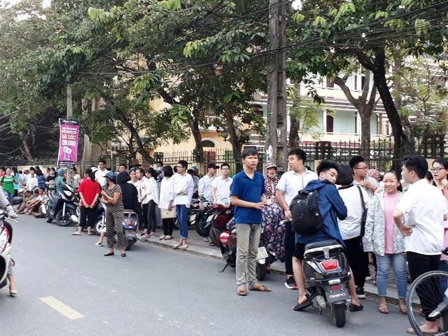 Thái Bình: Gần 18 nghìn thí sinh thi tuyển sinh vào lớp 10 công lập THPT - 2