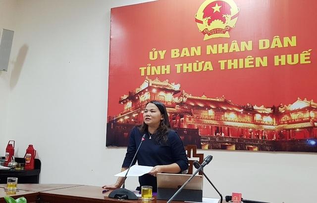 """Chánh văn phòng UBND tỉnh Thừa Thiên Huế: """"Không có ai chống lưng """"đại gia"""" lấn chiếm đất công"""" - 1"""