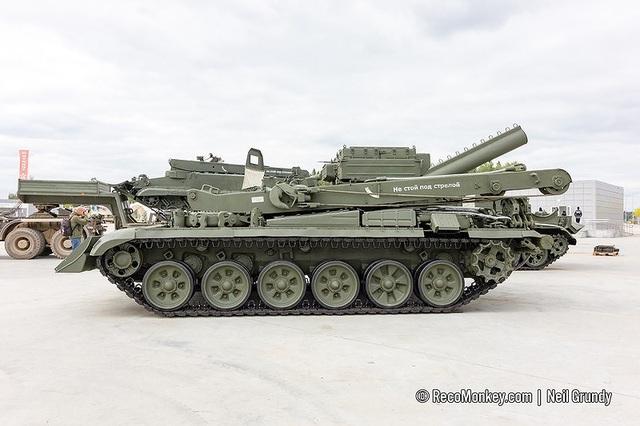 Xe tăng chủ chiến T-90 Việt Nam có trợ thủ siêu đặc biệt - 12