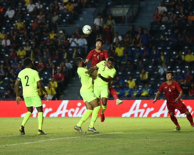 Đội tuyển Việt Nam không còn… sợ các đội đẳng cấp cao hơn mình - 1