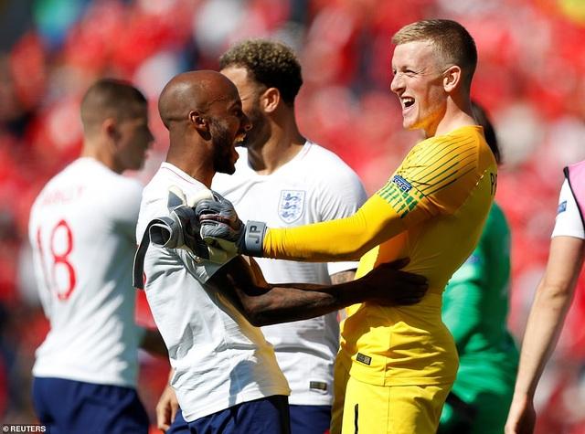 Đội tuyển Anh giành hạng 3 UEFA Nations League sau 6 loạt sút luân lưu - 1