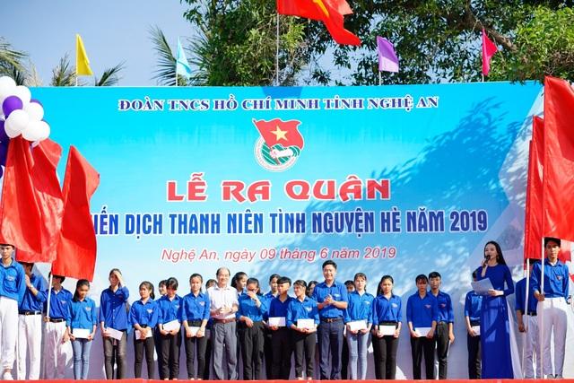 Nghệ An: Nhiều chiến dịch Thanh niên tình nguyện hè đầy ý nghĩa - 4