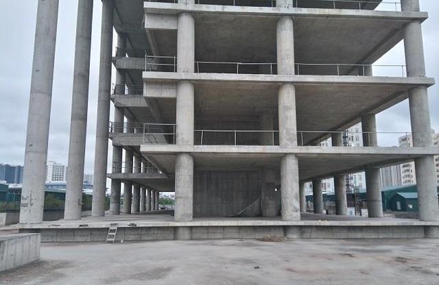 Vicem xin bán trụ sở 31 tầng ở khu đất vàng nằm đắp chiếu 8 năm ròng - 1