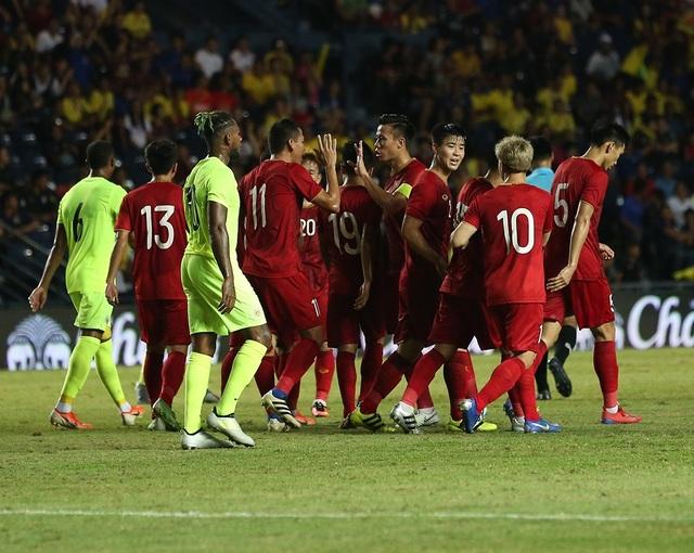 Đội tuyển Việt Nam đã sẵn sàng cho vòng loại World Cup 2022 - 1