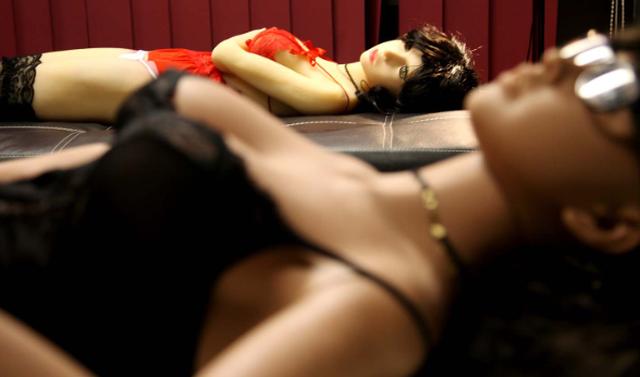 Nga: Nhà thổ robot tình dục sắp bị sờ gáy vì mọc như nấm? - 1