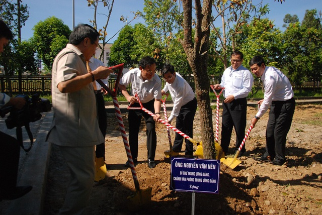 Bàn giao nhà làm việc Bộ Ngoại giao tại Di tích trụ sở Chính phủ cách mạng lâm thời Cộng hòa miền Nam Việt Nam - 3