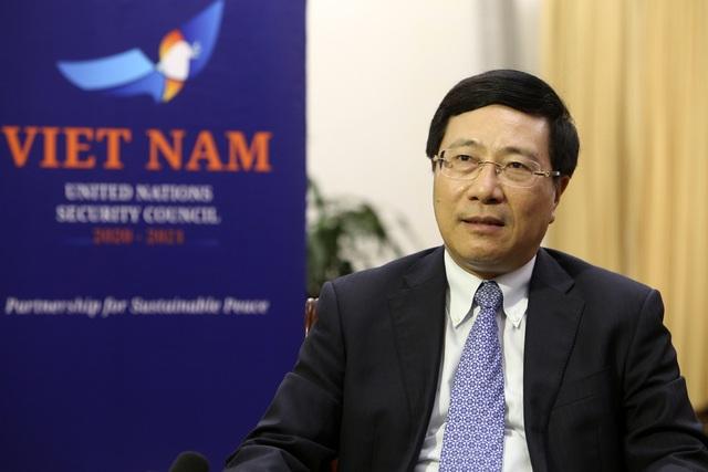 Việt Nam ưu tiên gì khi làm Chủ tịch Hội đồng Bảo an Liên Hợp Quốc? - 1