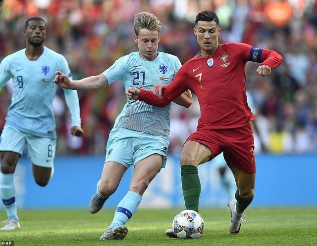 Đánh bại Hà Lan, Bồ Đào Nha vô địch UEFA Nations League - 19