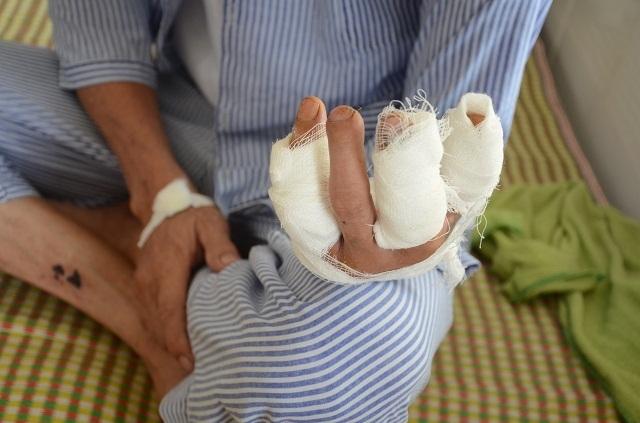 Lao vào cứu chồng, người vợ bị điện giật tử vong bỏ lại đứa con trai 9 tháng tuổi bơ vơ - 2