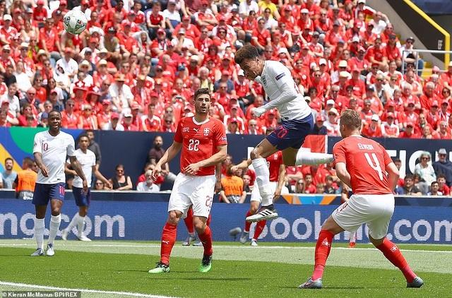 Đội tuyển Anh giành hạng 3 UEFA Nations League sau 6 loạt sút luân lưu - 2