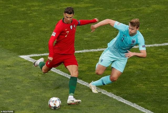 Đánh bại Hà Lan, Bồ Đào Nha vô địch UEFA Nations League - 15