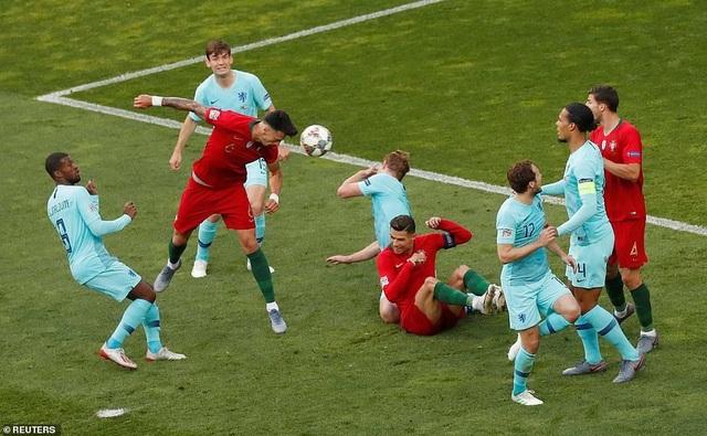 Đánh bại Hà Lan, Bồ Đào Nha vô địch UEFA Nations League - 18